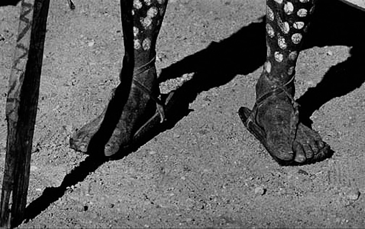 Rarámuri's Feet